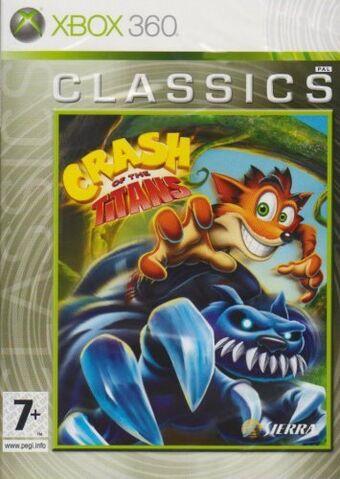 File:Crash of the Titans Xbox 360 Classics EU.jpg