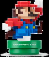 Amiibo Modern 8-Bit Mario