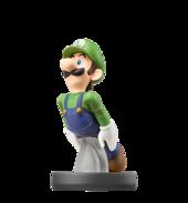 Amiibo SSB Luigi