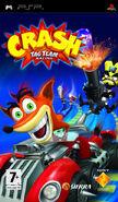 Crash Tag Team Racing PSP EU
