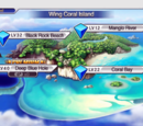 Wing Coral Island