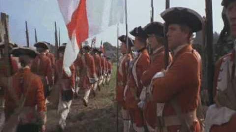 Lilliburlero March - British Grenadiers - Barry Lyndon