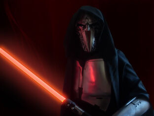 Sith Costume edit