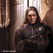 Veregond, guard of the citadel
