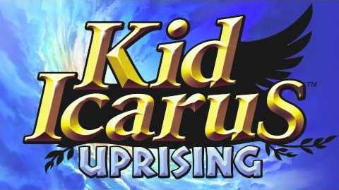 Kid Icarus Uprising Music - The Return of Palutena