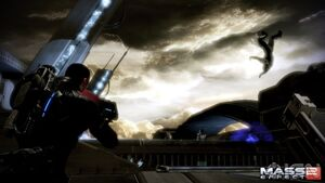 Mass Effect 2- Lair of the Shadow Broker
