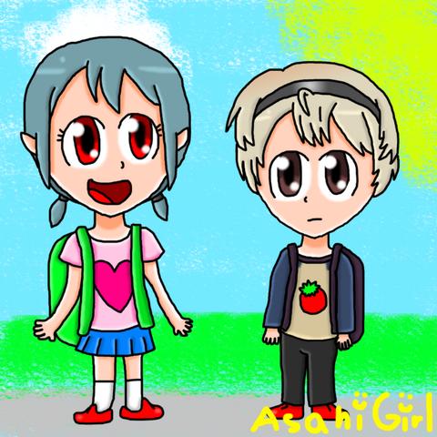 File:Child emblem fates akari kamui and leo by asahigirl-d9n3t01.png