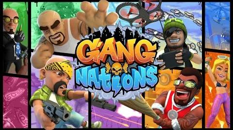 Gang Nations launch trailer