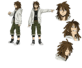 Doug's appearance (anime).png