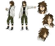 Doug's appearance (anime)