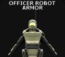 Officer Robot Armor