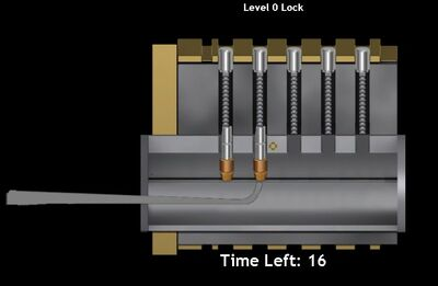 Wikki lock pick