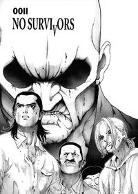 Gantz 02x01 -011- chapter cover