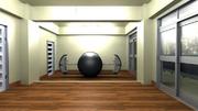 Gantz room 3d by darkmeteorix-d4rm4mt