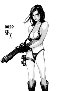 Gantz 06x01 -059- chapter cover