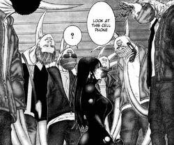 Oni Alien Foot Soldiers