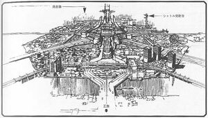 World g island city