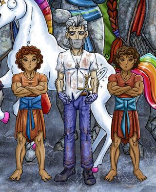 Cartoon Covenant, Clyme, Branl