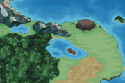 VP world map region only