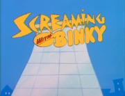 ScreamingWithBinky