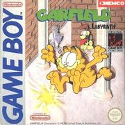 Garfield Labyrinth
