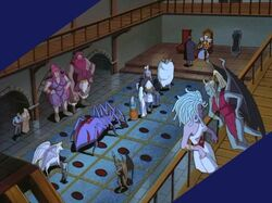 Gathering of Children of Oberon