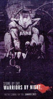Gargoyles LA202
