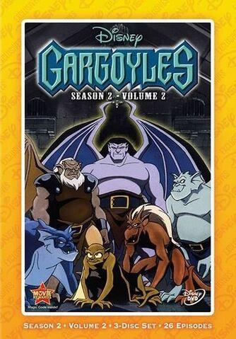 File:Gargoyles Season 2 Vol. 2.jpg
