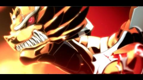 GARO THE ANIMATION - OFFICIAL PV 1
