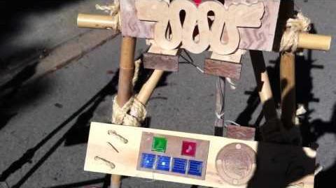 Menagerie Mechanique Setup
