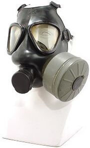 U.S. Army E48 Gas Mask