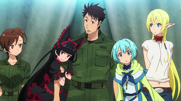 File:Itami,Kuribayashi,Rory,Tuka and Lelei.png