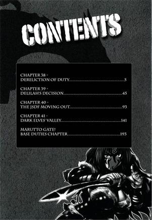 Volume 6 Contents