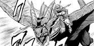 Gate dragon