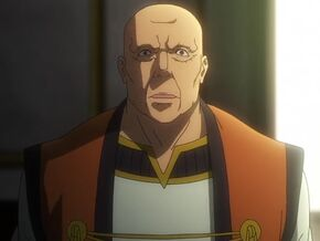 Marcus anime