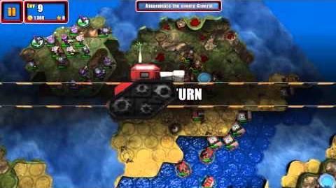 Great Big War Game; Episode 8 - Storm their Beach!