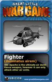GLWG trading card fighter
