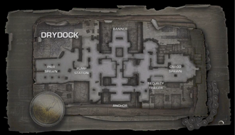 Gears Of War 3 Drydock