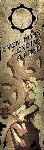 File:EvenMomsLendingAHand Poster.jpg