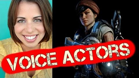 Gears Of War 4 Voice Actors - Gears Of War 4 Behind The Scenes VoiceActors
