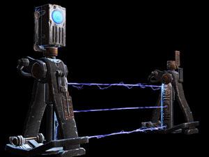 Gears of War 3 horde 2.0 Laser Fence