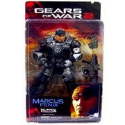 Marcus Fenix (Action Figure) Series Three in box (Front).