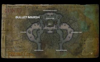 Gears Of War 3 Bullet Marsh