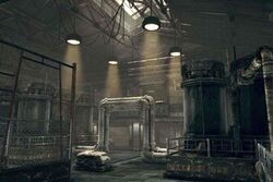 Stasis Multiplayer Map