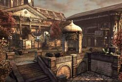 Pavillion Multiplayer Map