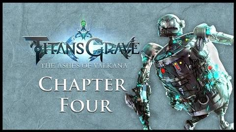 Sewer Terror Chapter 4 TITANSGRAVE