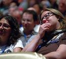 Women at Wikimania 2013
