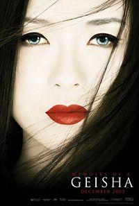 200px-Memoirs of a Geisha Poster