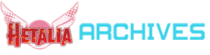 Hetalia Archives Wordmark