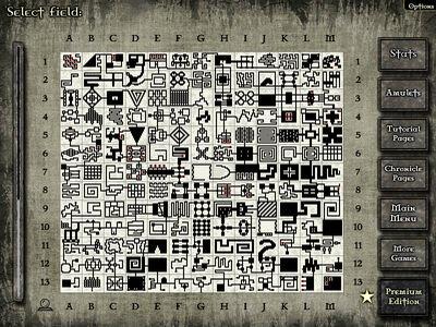 Gemcraft Labyrinth Map